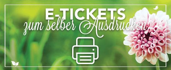 Gartenträume Online Ticket